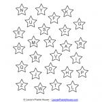Little House Prairie Alphabet Find Worksheet
