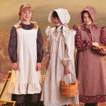 Sewing Little House on the Prairie Pioneer Costumes