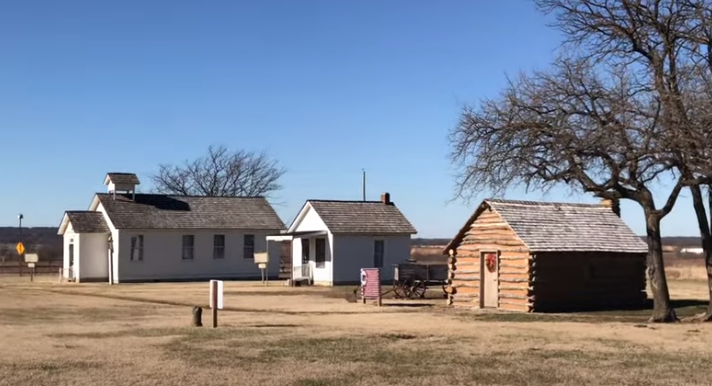 Video Tour of the Laura Ingalls Wilder Home in Independence, Kansas