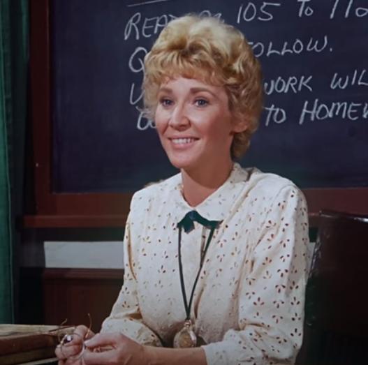 Miss Beadle Charlotte Stewart