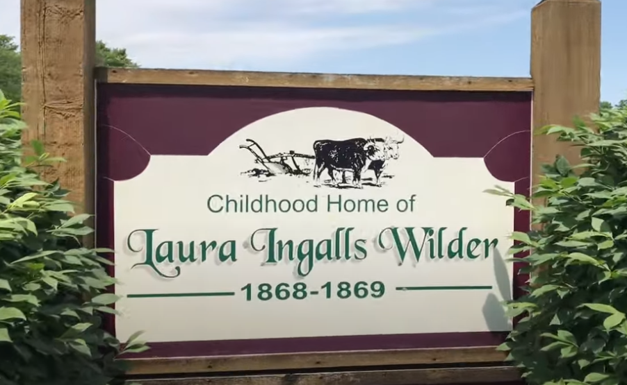 Video Tour of the Ingalls Family Claim in Rothville, Missouri