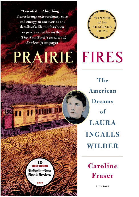 Meet the Author Virtual Event with Prairie Fires Author Caroline Fraser